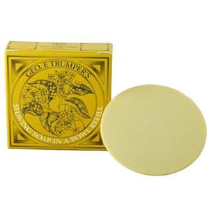 ジオ・エフ・トランパー サンダルウッド シェイビングソープ 80g Geo F. Trumper Sandalwood Shaving Soap
