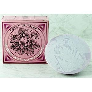ジオ・エフ・トランパー ヴァイオレット  80g Geo F. Trumper Violet Shaving Soap
