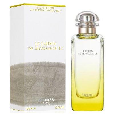 エルメス 李氏の庭 オードトワレ 100ml HERMES LE JARDIN DE MONSIEUR LI EDT