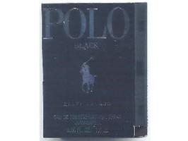 ラルフ・ローレン ポロ ブラック オードトワレ 1.5ml RALPH LAUREN POLO BLACK EDT 1.5ml