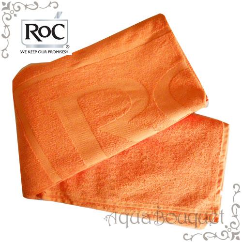 【限定品】ロック タオルケット オレンジ ROC BEACH TOWEL