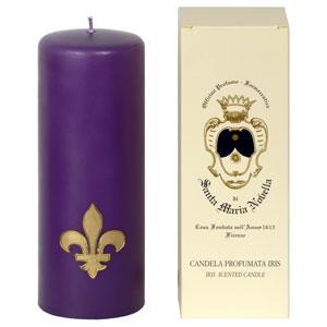 サンタ・マリア・ノヴェッラ アロマキャンドル アイリス 750g Santa Maria Novella Iris Candle