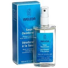 ヴェレダ サルビア デオ 100ml WELEDA SALVIA DEODRANT SPRAY 100ml