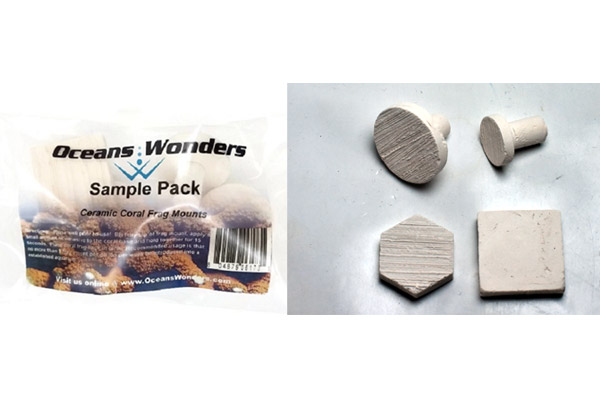 (Oceans Wonders) sample pack ceramic