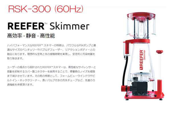Red Sea REEFER Skimmer RSK300 60Hz専用【送料無料】