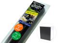 LSS クオリティスクリーン 600×360 ブラック&ブラック