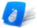 エーハイム プロフェッショナル3e 2078/2076専用パッドセット(品番:2616760)