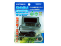コトブキ デジメーター3 ソーラー(ソーラー電池式デジタル水温計)