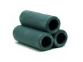 リキジャパン 珪藻土入りシェルター シュリンプ土管 黒・3