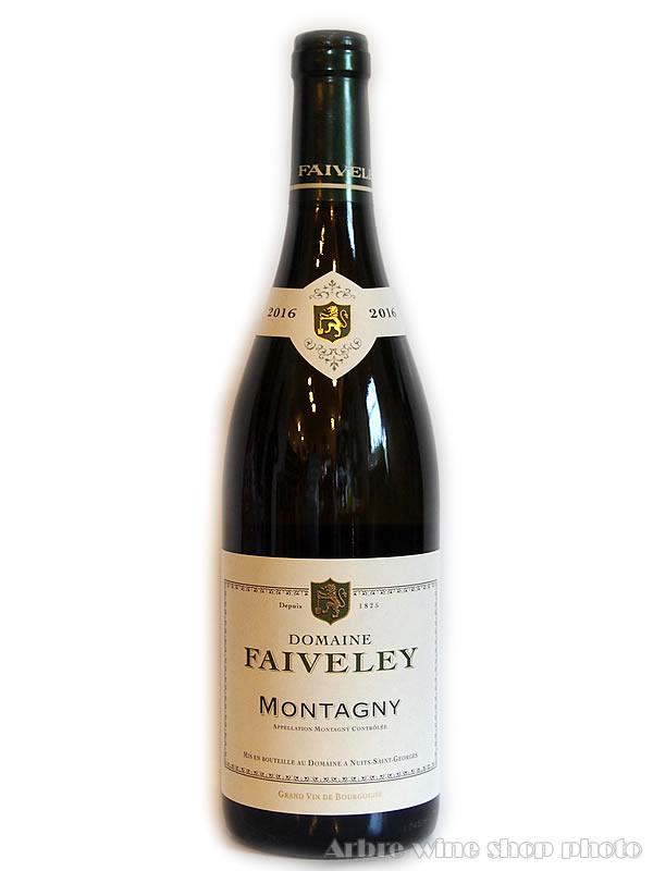 [2016]モンタニー ブラン/フェヴレ社 Montagny Blanc/FAIVELEY 白 750ml