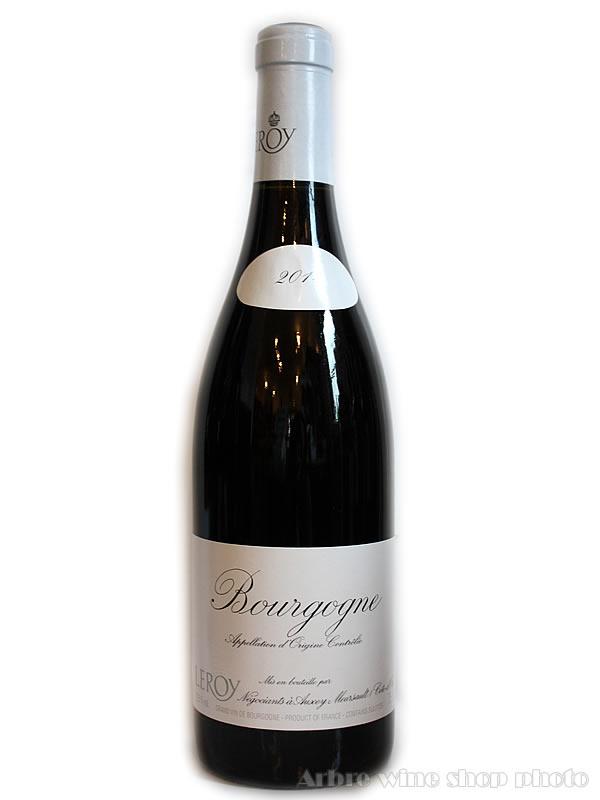[2014]ブルゴーニュ(赤)/ メゾン・ルロワ Bourgogne Rouge/MAISON LEROY 赤 750ml