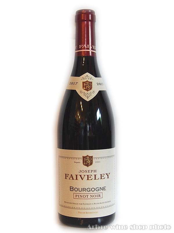 [2017]ブルゴーニュ ピノ・ノワール/フェヴレ社 Bourgogne Pinot Noir/FAIVELEY 赤 750ml