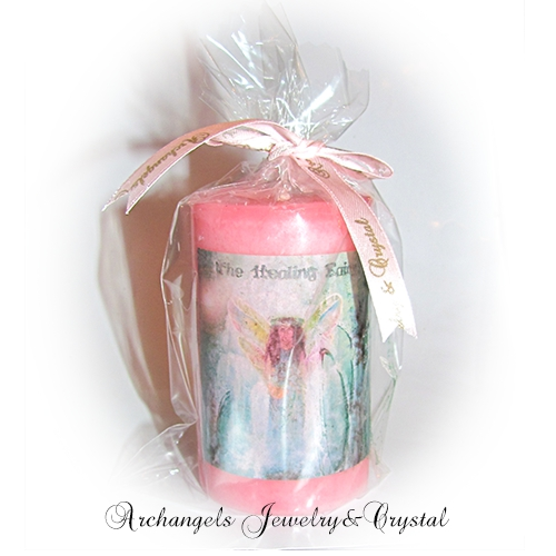 Healing Candle 「Healingn Fairy」  −ヒーリング・フェアリー−