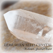 天然石 パワーストーン| レムリアンシードクリスタル コロンビア産 原石