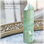 天然石 パワーストーン|アクアマリン ポイント マダガスカル産 藍柱石 幸せな結婚 天使の石 3月の誕生石 アーキエンジェルズ