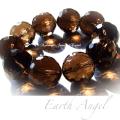天然石 パワーストーン|スモーキークォーツ 大玉 ブレス
