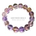 天然石 パワーストーン ブレス |  アメトリン ブレスレット