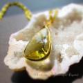 天然石 パワーストーン| スモーキーシトリン ペンダント