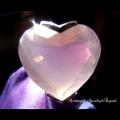 天然石 パワーストーン|ローズクォーツ ハート型 愛情運 恋愛運 指輪 アーキエンジェルズ
