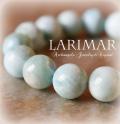 天然石 パワーストーン|  ラリマー レアストーン ブレスレット