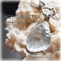 天然石 パワーストーン|アクアマリン ペンダント シルバー アーキエンジェルズ