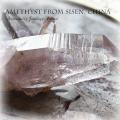 天然石 パワーストーン|アメジスト 原石 中国産 四川省 クラスター アーキエンジェルズ