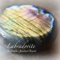 天然石 パワーストーン|ラブラドライト 曹灰長石 原石 ルース クリスタル アーキエンジェルズ