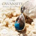天然石 パワーストーン|カバンサイト ペンダント ヒーリング カバンシ石 Cavansite アーキエンジェルズ 大分市