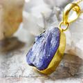 天然石 パワーストーン|Tanzanite タンザナイト ブルーゾイサイト デザイナーズジュエリー ペンダント アーキエンジェルズ