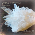 天然石 パワーストーン|水晶 カンチェンジュンガ産 ヒマラヤ産 ヴェーダ水晶 クリスタル アーキエンジェルズ