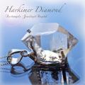 天然石 パワーストーン|ハーキマー・ダイヤモンド・クリスタル ハーキマークリスタル 水晶 ペンダント アーキエンジェルズ