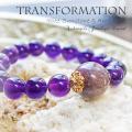 天然石 パワーストーン|アイオライトサンストーン アイオライト サンストーン アメジスト 紫水晶 パワーストーンブレスレット