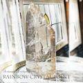 天然石 パワーストーン|水晶 クリアクォーツ クリスタル 虹入り水晶 ブラジル産 浄化 原石 アーキエンジェルズ 大分市