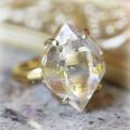 天然石 パワーストーン|オイルinクォーツ Un mauve アンモーヴ リング 指輪 アーキエンジェルズ