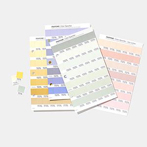 Pantone パントン ファッション、ホーム+インテリア スペシファイヤー/ペーパー版 差し替えページ