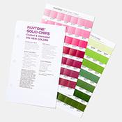 Pantone Plus送料・代引手数料無料! パントン・プラス パントン・ソリッドチップス・新色294色補充版(コート紙、上質紙)