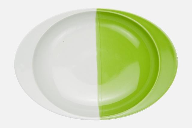【匠の蔵 極上のカレー皿】 キウイ
