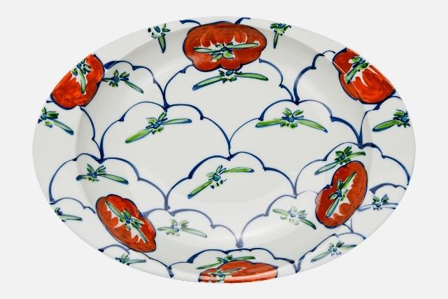 【匠の蔵 極上のカレー皿】 トマト