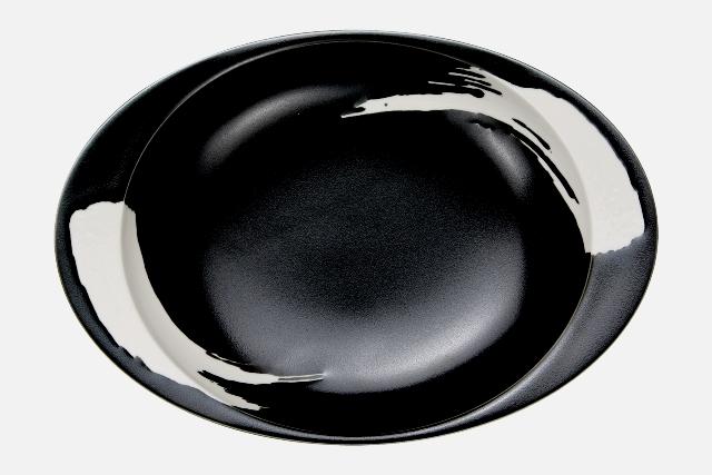 【匠の蔵 極上のカレー皿】 黒潮