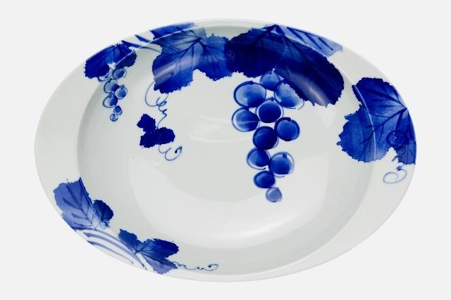 【匠の蔵 極上のカレー皿】 ぶどう