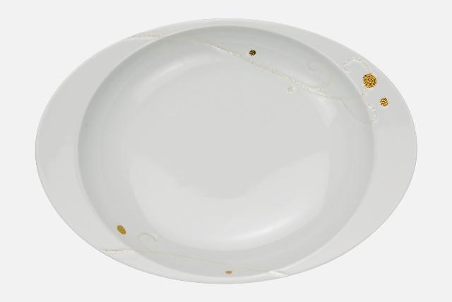 【匠の蔵 極上のカレー皿】 樹氷