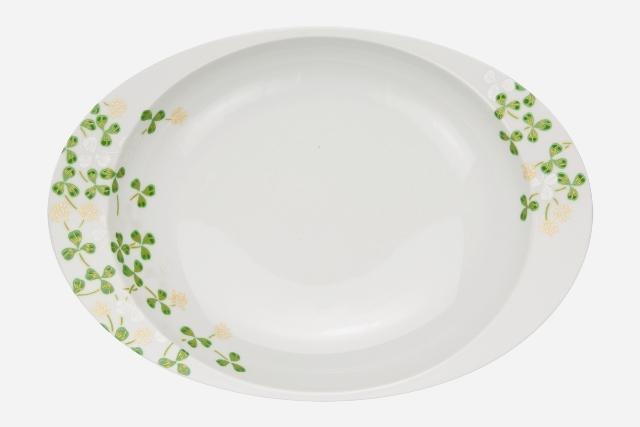 【匠の蔵 極上のカレー皿】 クローバー