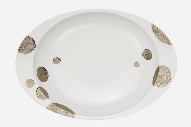 【匠の蔵 極上のカレー皿】 月のしずく