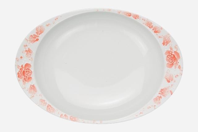 【匠の蔵 極上のカレー皿】 ローズ