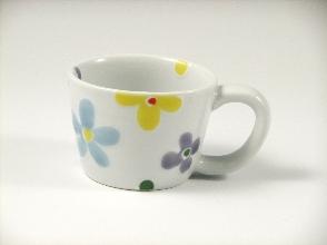彩花(青) ミニマグカップ