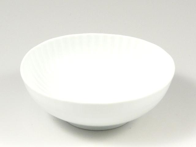 白磁しのぎ 小鉢