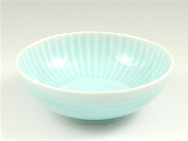 青磁しのぎ 小鉢