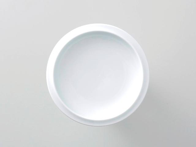 【匠の蔵 小皿】 白磁