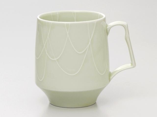 シルクネット モーニングマグカップ
