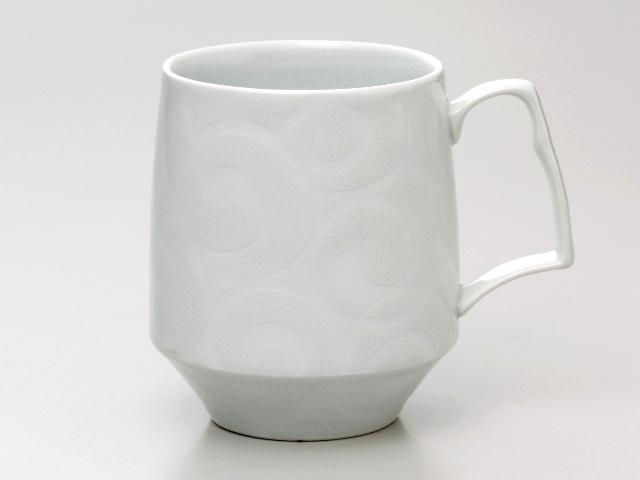 カールホワイト モーニングマグカップ